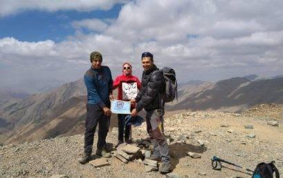صعود به قلل سرکچال از شمشک تا روستای لالون