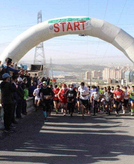 مسابقه دو کوهستان به همت هیات کوهنوردی و صعودهای ورزشی استان تهران