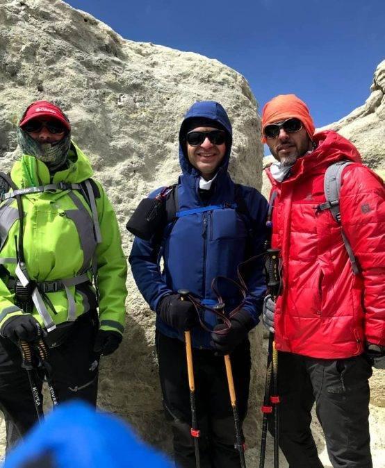 برنامه دوروزه صعود به قله دماوند از مسیر شمالی